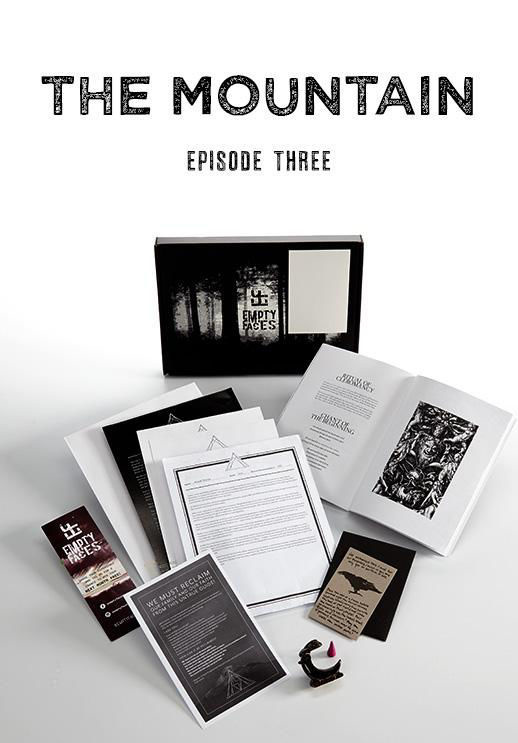 Picture of Empty Faces: The Mountain Complete Season Box Set