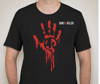 "Picture of Hunt A Killer: ""I Hunt Serial Killers"" Men's T-Shirt"